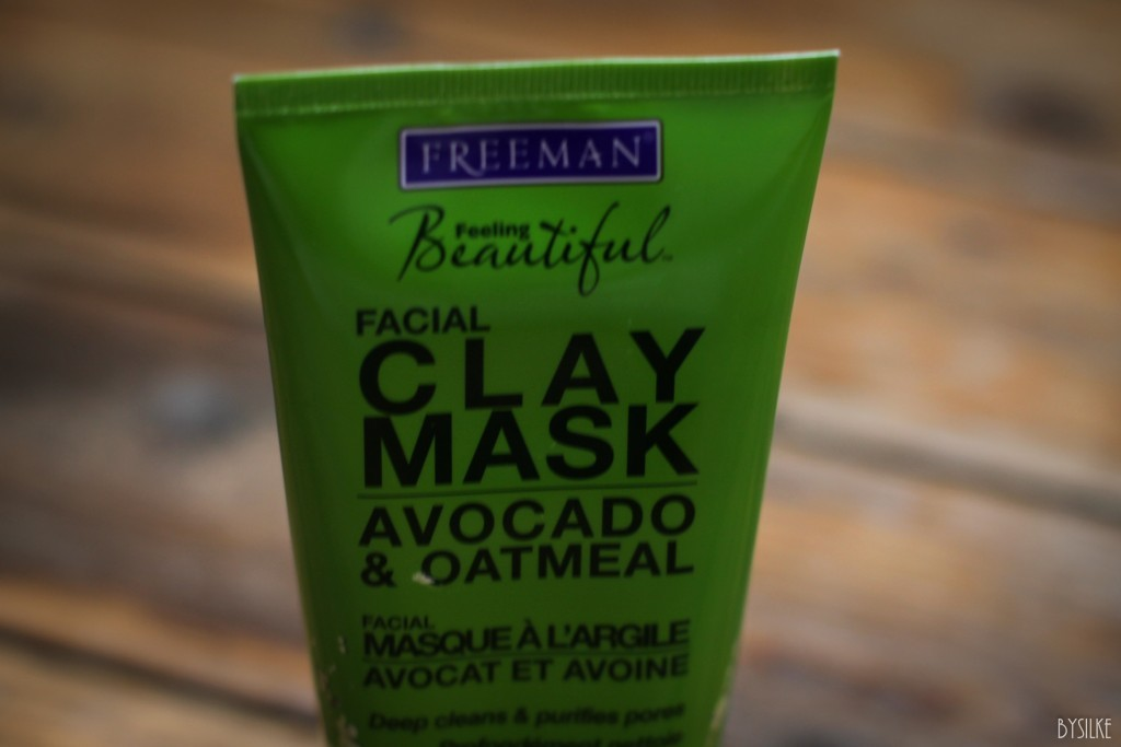 Review: Facial Clay Mask: Avocado & Oatmeal