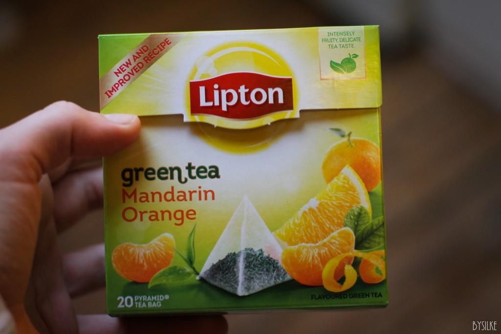 Nieuwe thee