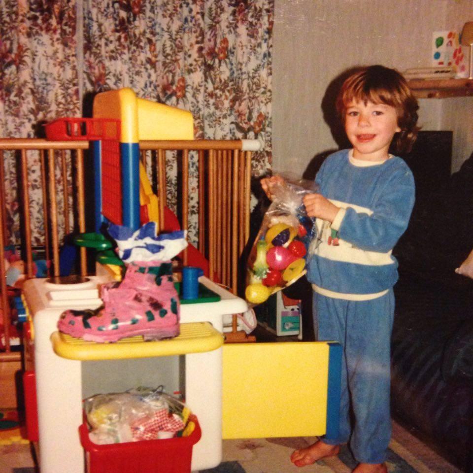 Terug in de tijd    Cadeautjes in 1999