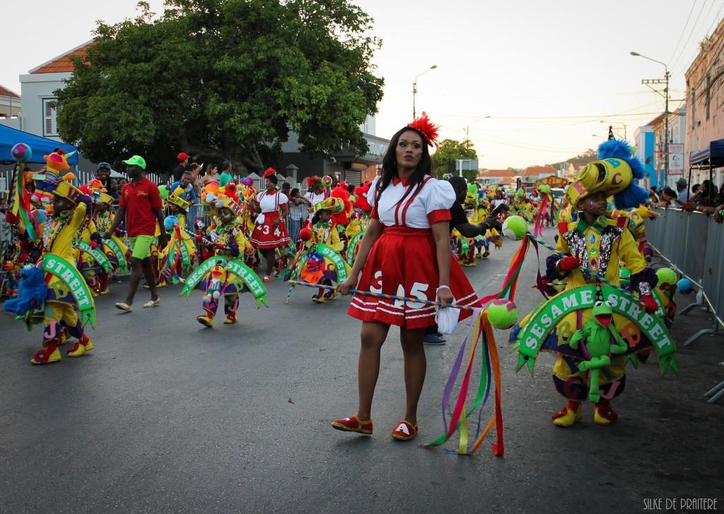 Curaçao 2016  |  Dag 4: (kinder)Carnaval in Willemstad
