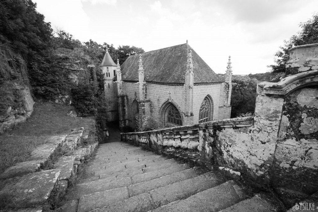 Bretagne #4  |  Harry Potter-omgeving en bos van Huelgoat