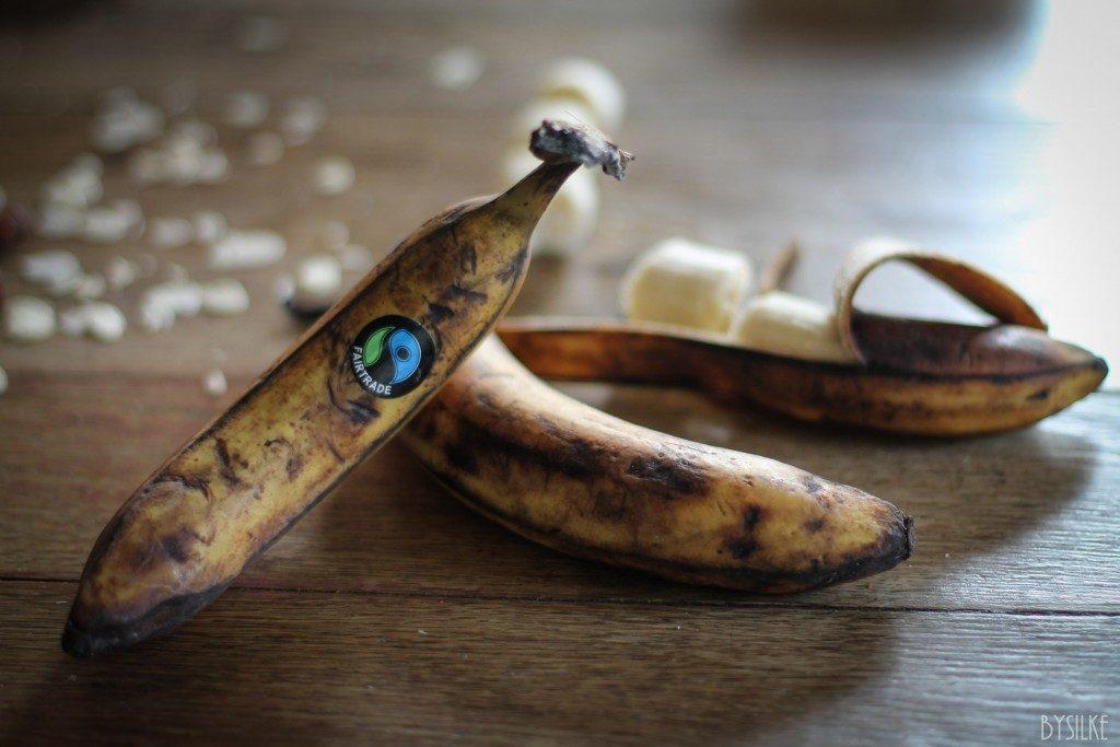 rijpe bananen recept