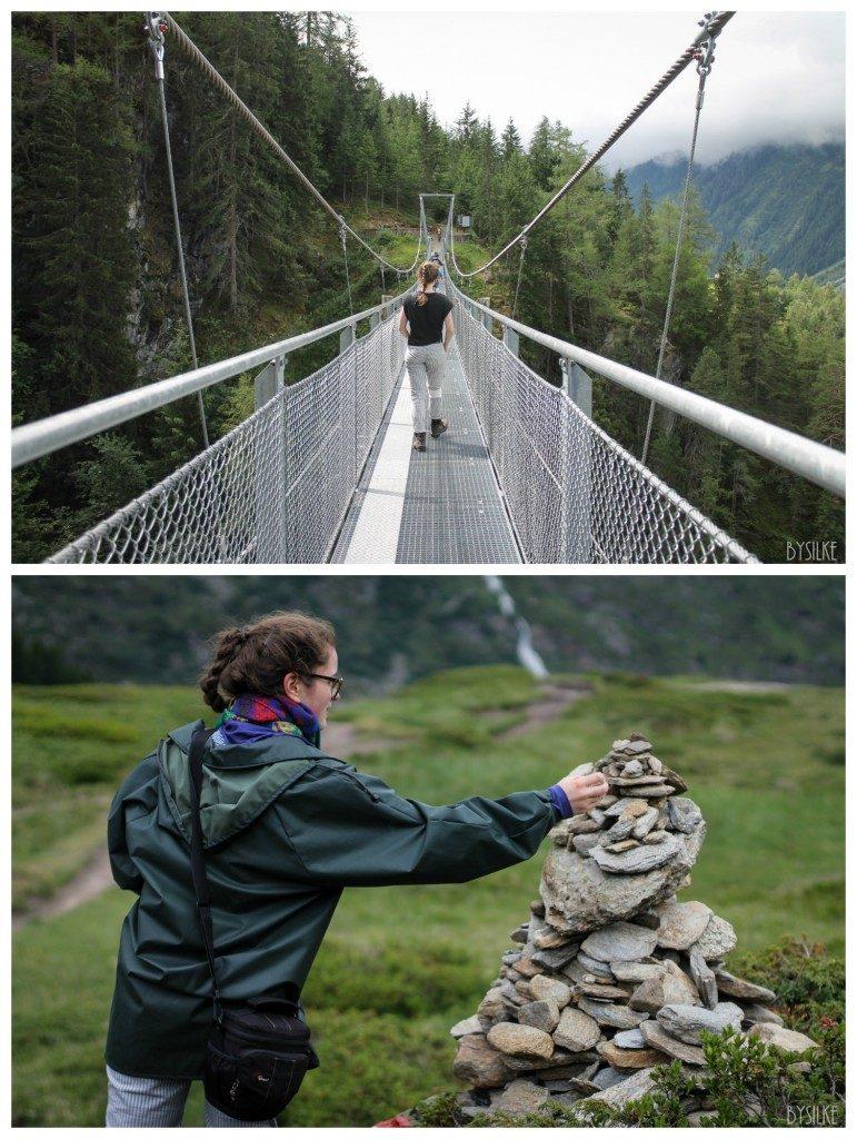 Reizen  |   Oostenrijk  |   Plezier op de hangbrug