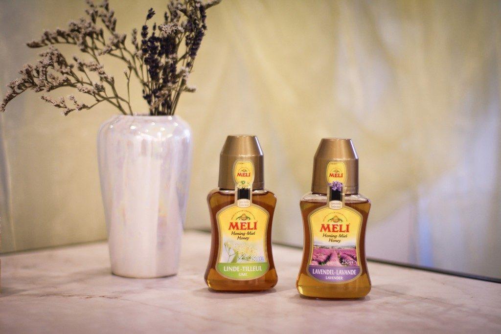 Meli honing collectie