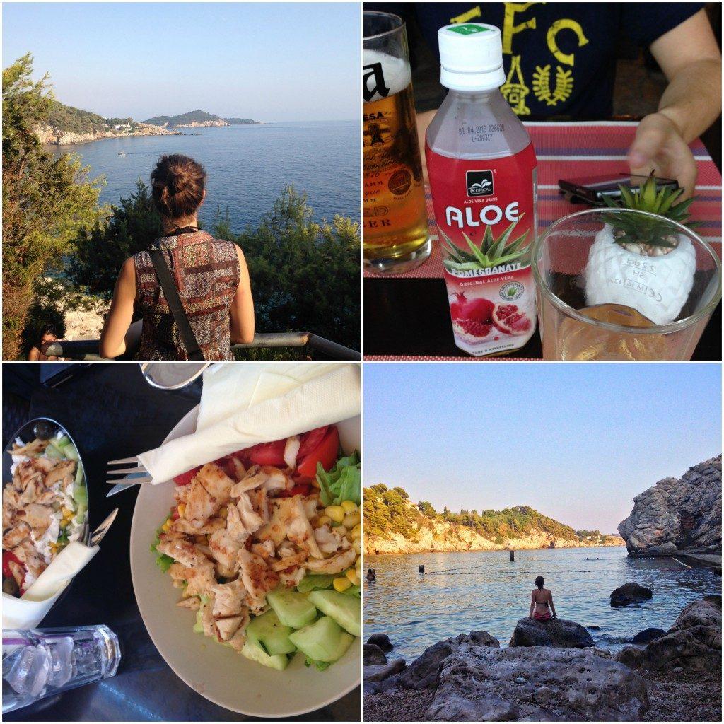 Dubrovnik eten en drinken