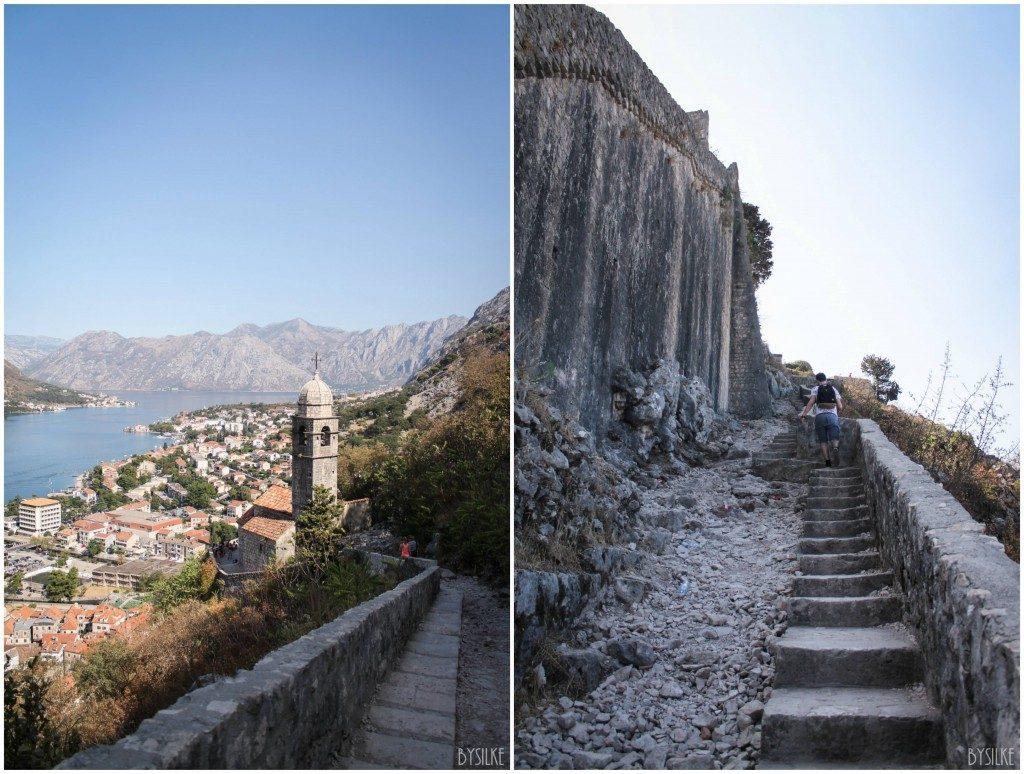 Stadswandeling Kotor
