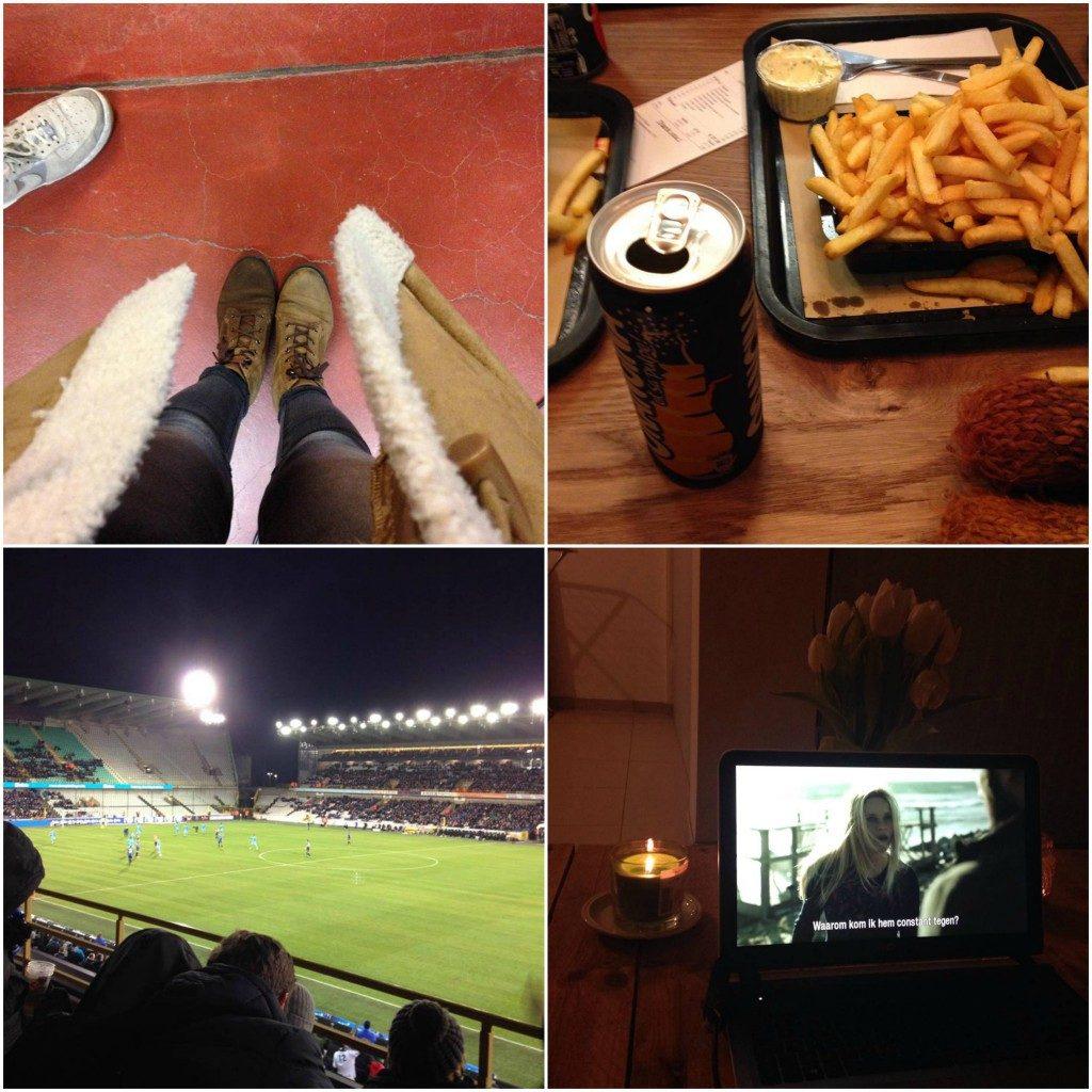 Club Brugge match
