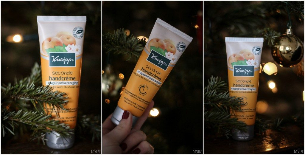 Kneipp seconde handcrème
