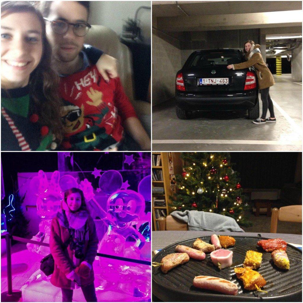 Lichtpuntjes #131 | Kerstmis, eerste auto & dagje Brugge