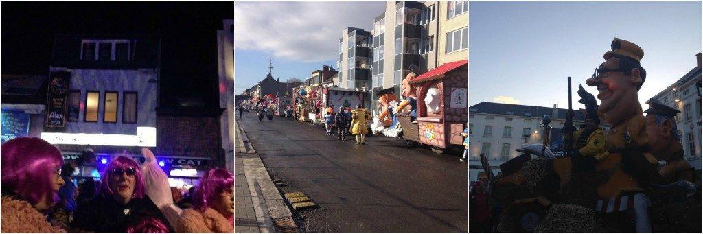 Eerste keer Aalst Carnaval