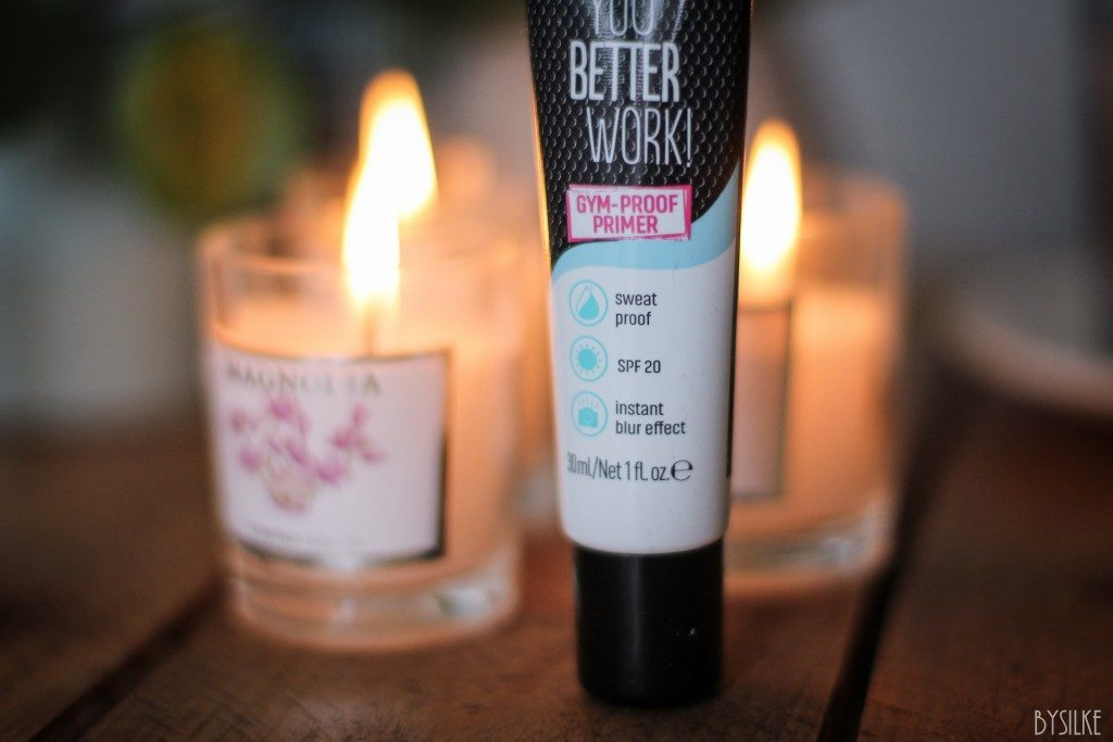Essence You better work primer review