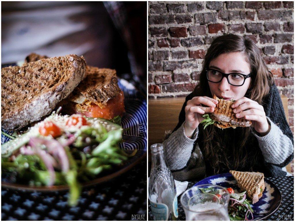 Lunch in Gent op zondag