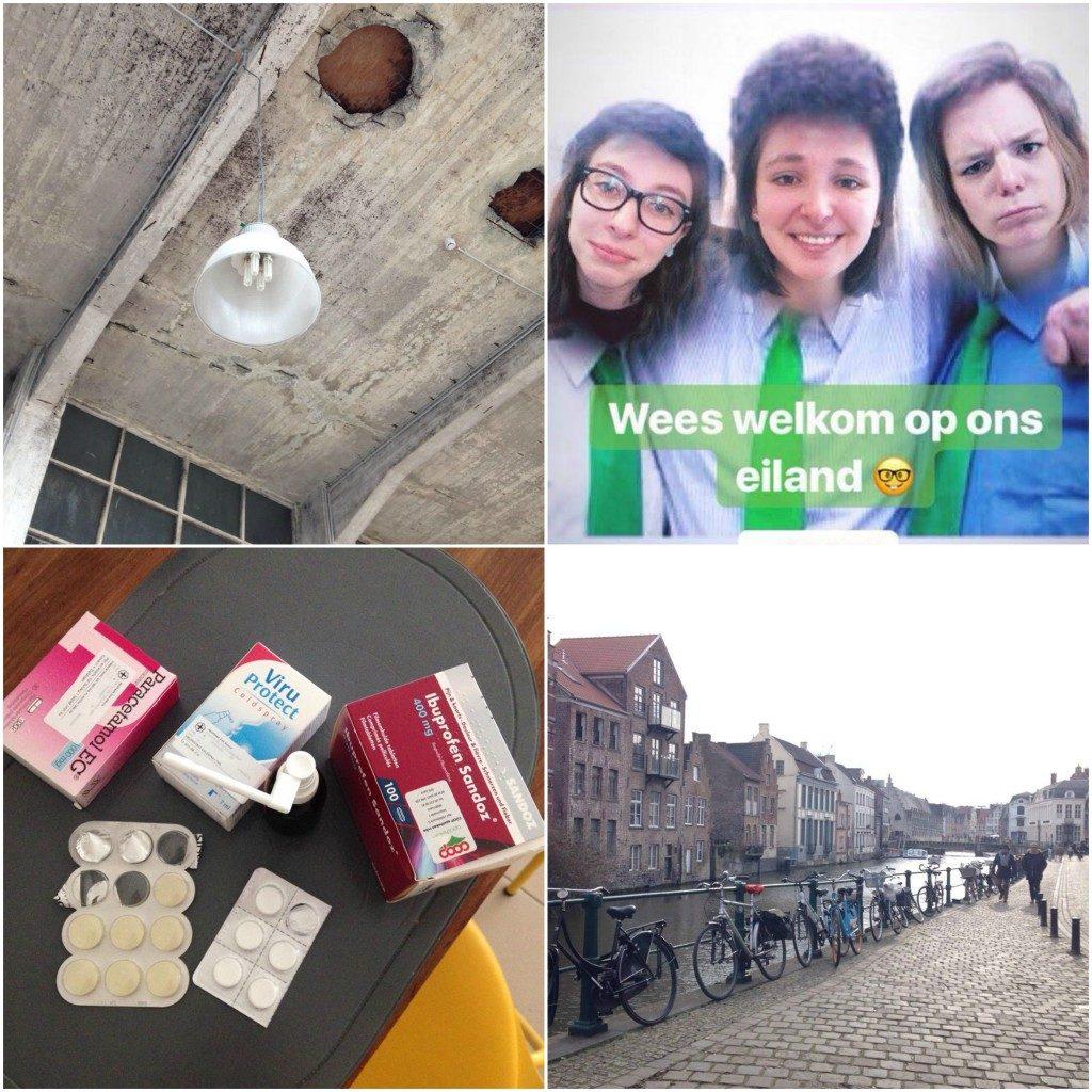 Lichtpuntjes #141 | Schoon Gent, lente & pingpong