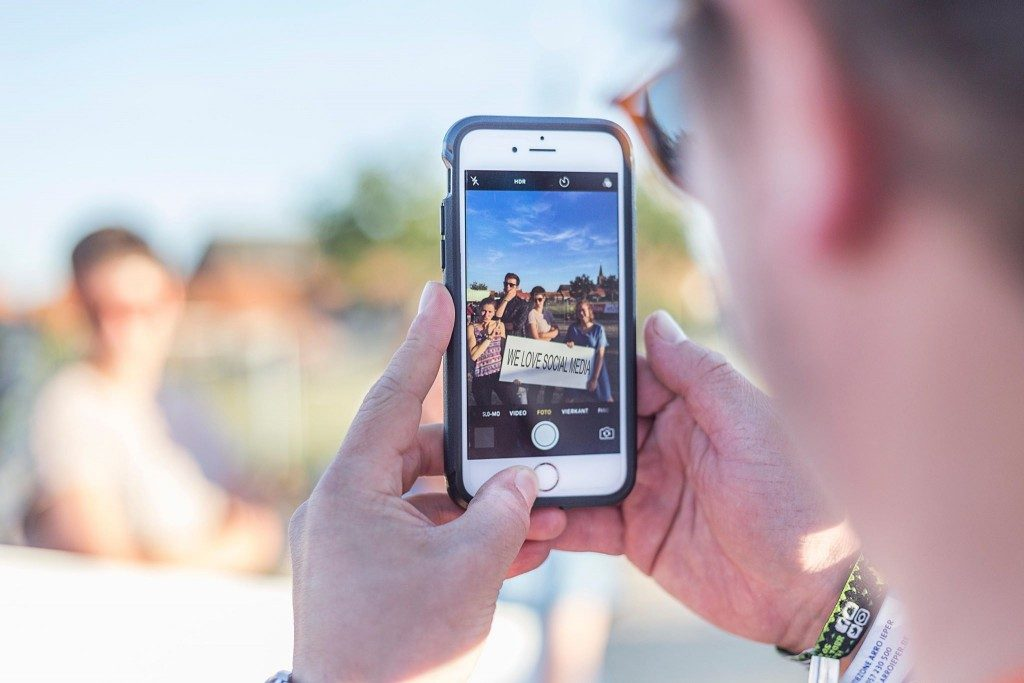 Festival Dranouter sociale media