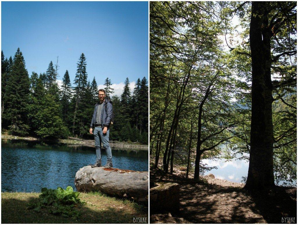 Zabojsko Jezero Montenegro