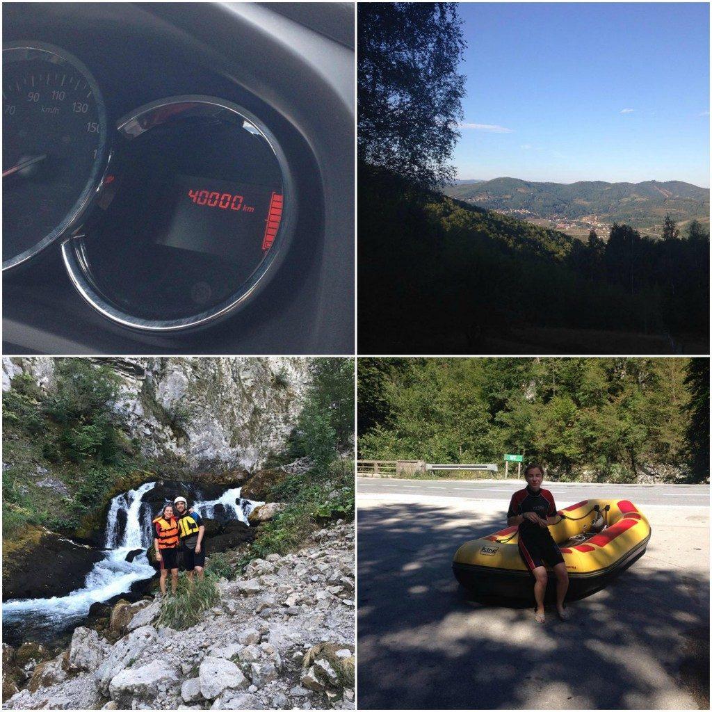 Montenegro rafting