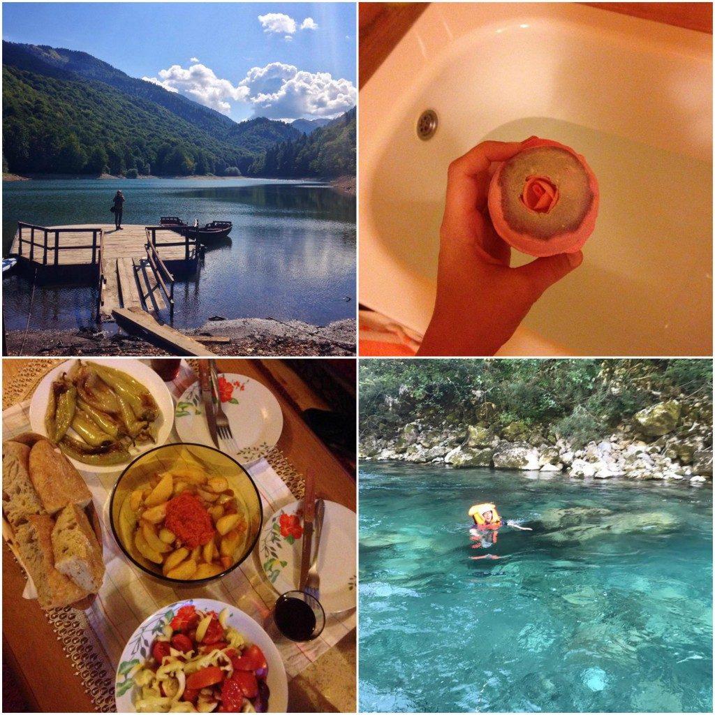 Montenegro activiteiten