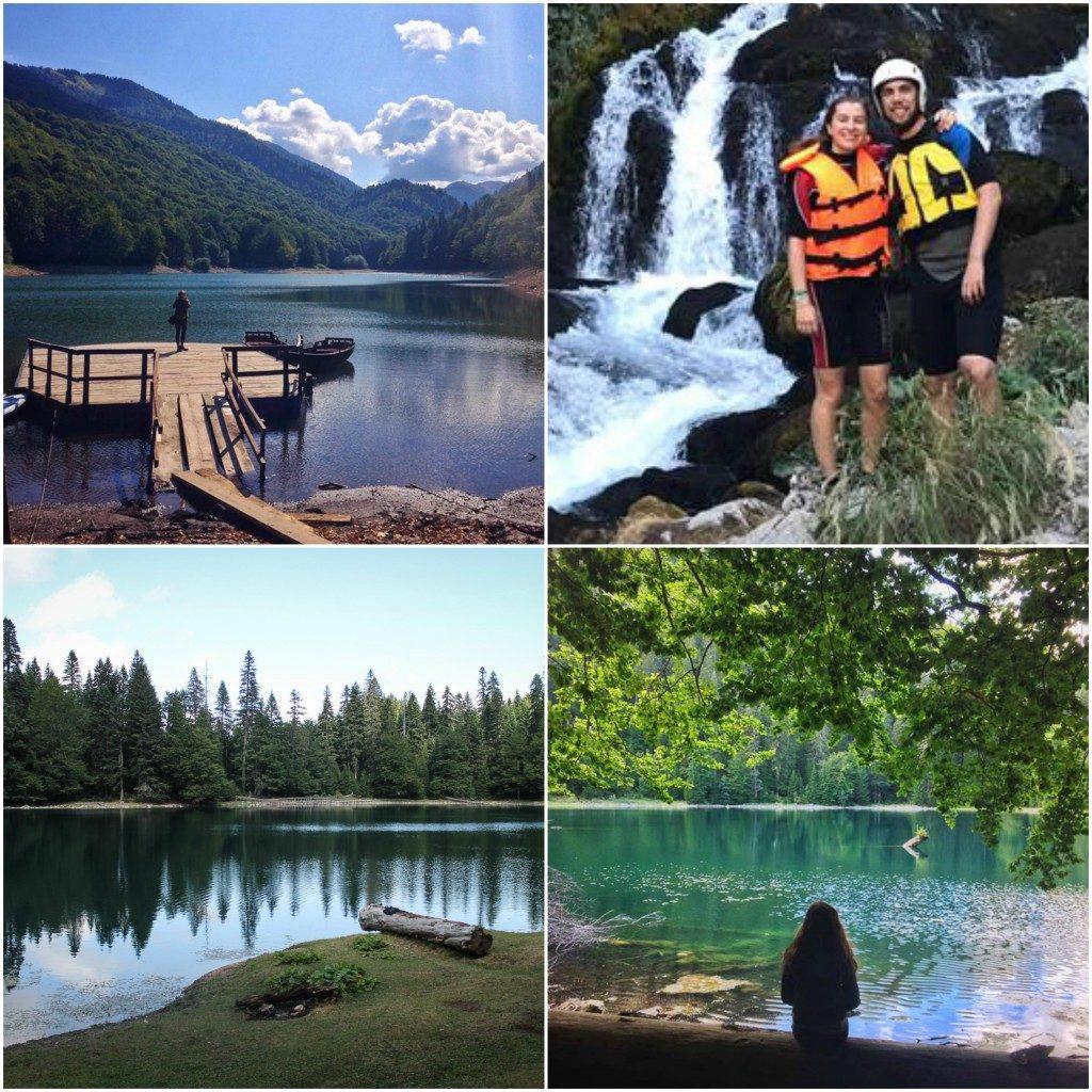Montenegro | Dag 9, 10 & 11 | Prachtig ijsmeer, nationaal park Biogradska Gora & raften!