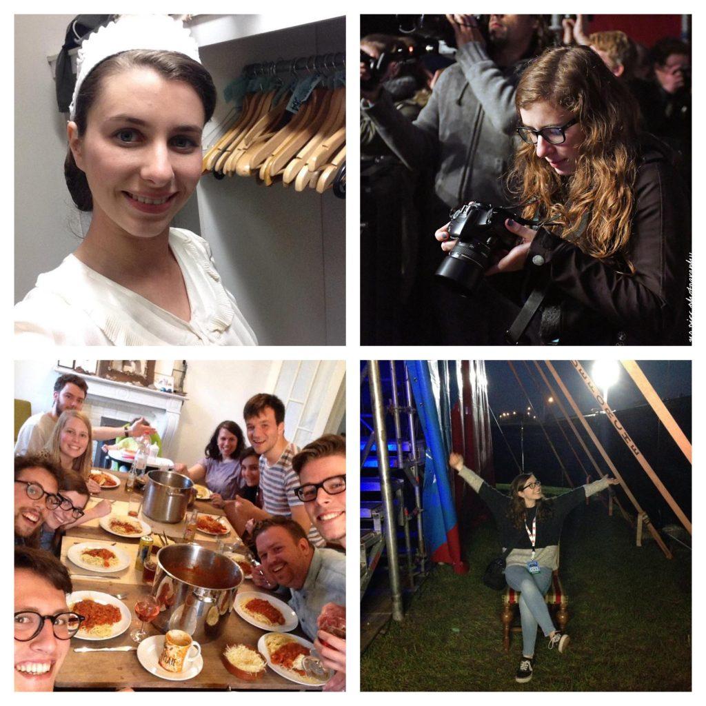 Lichtpuntjes #146 | Wat ik de afgelopen tijd heb uitgespookt: festivals, op weekend & figureren!