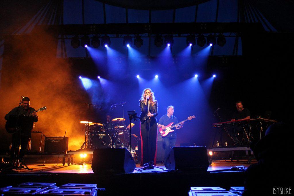 Isabelle A concert
