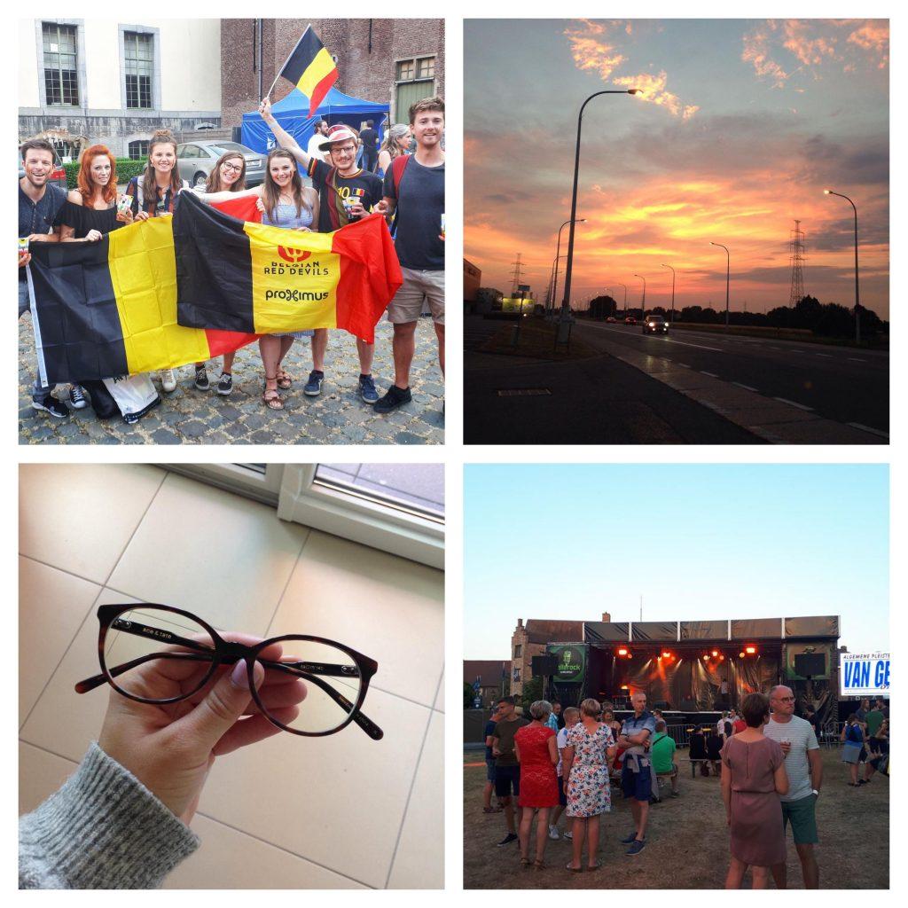 Lichtpuntjes #149 | Nieuwe bril, Rode Duivels-gekte & avonturen met 1 schoen