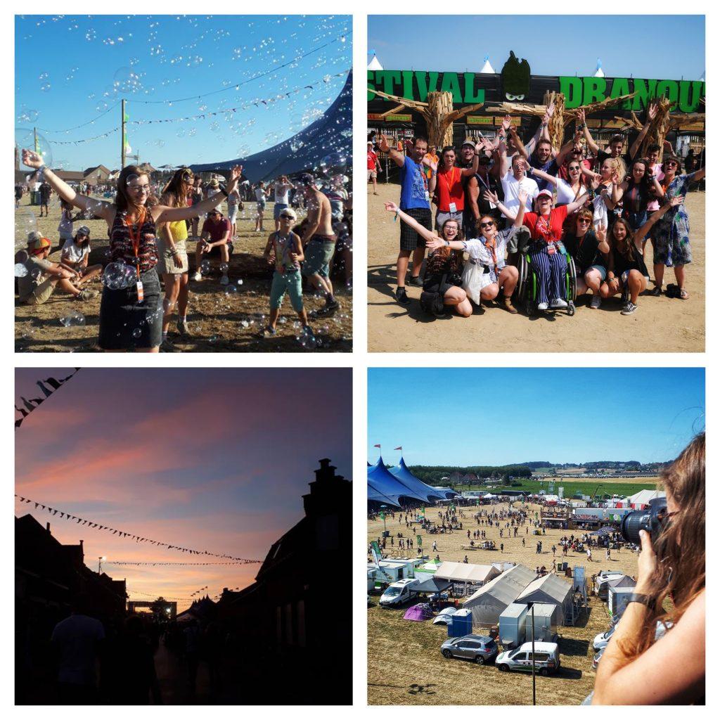 Lichtpuntjes #151 | Nieuw kantoor & Dranouter Festival