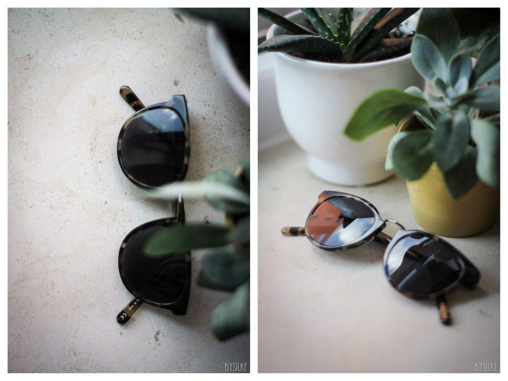 Ace & Tate zonnebril