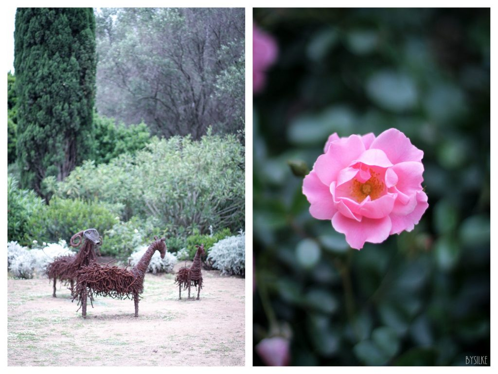 Botanische tuinen Corsica