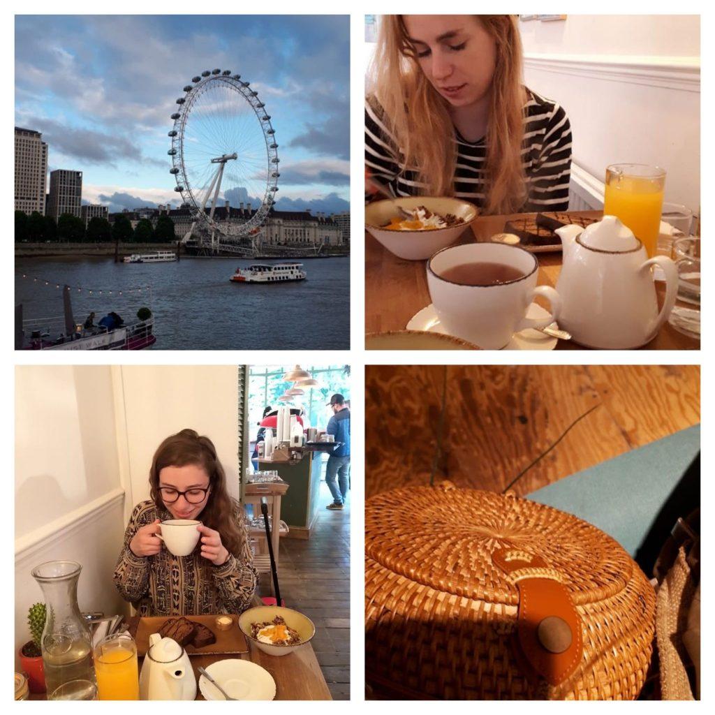 breakfast London
