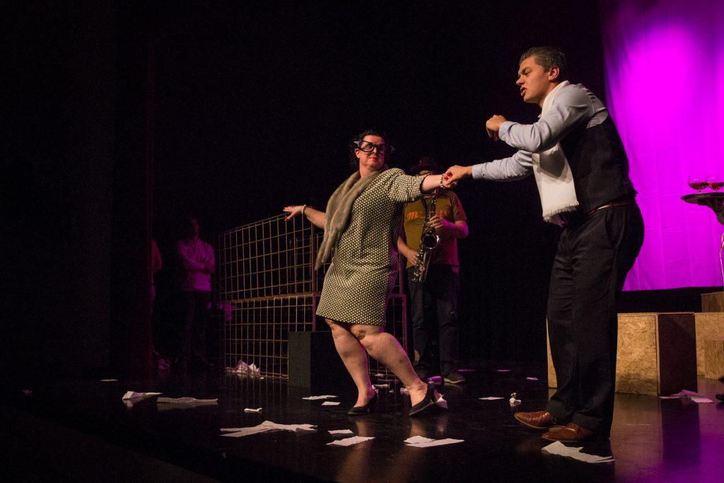 theater dansen