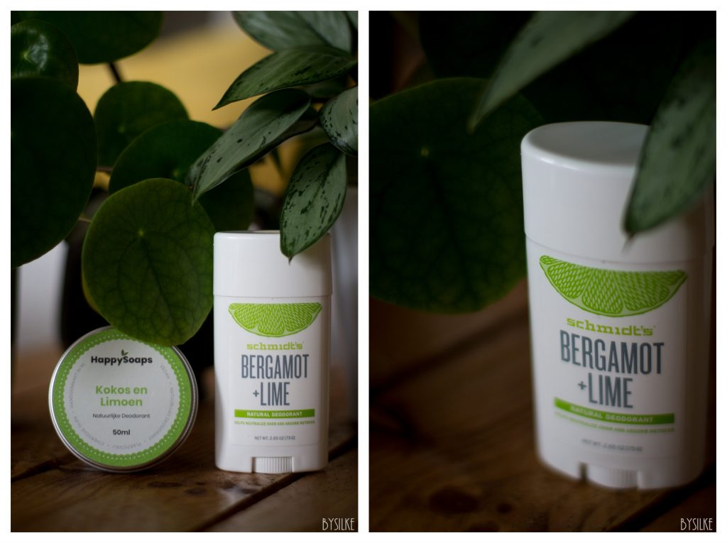 Schmidt's Bergamot Lime Deodorant