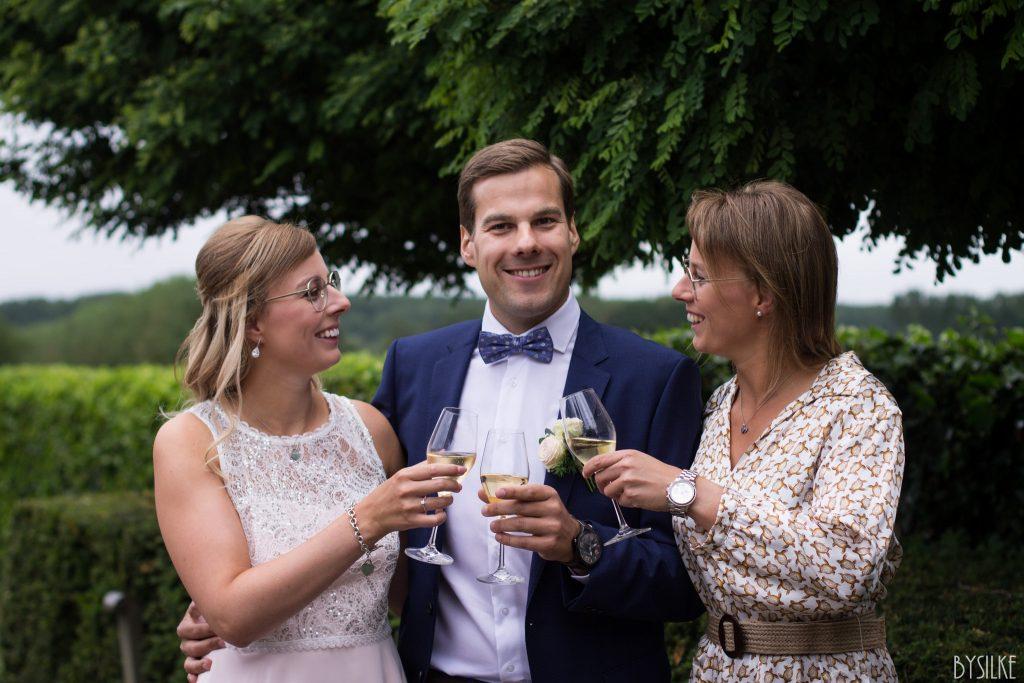 Portretfotografie huwelijk