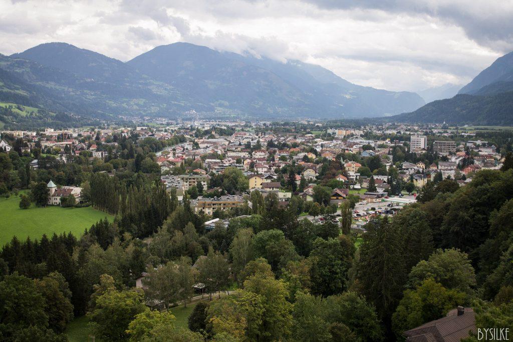 Lienz cityscape