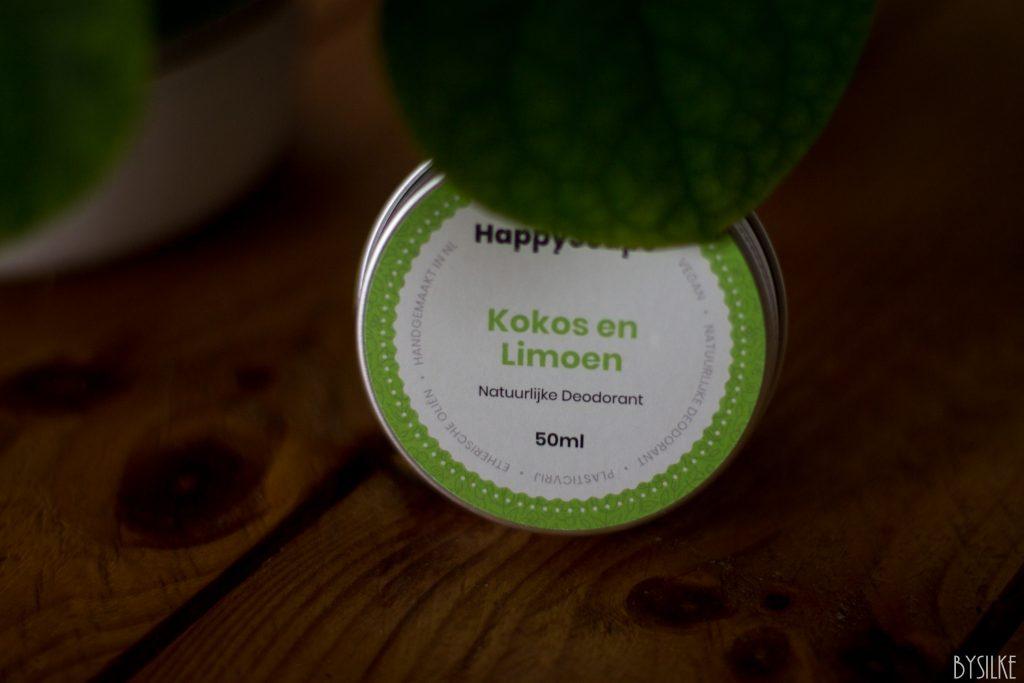 Kokos en Limoen natuurlijke deodorant